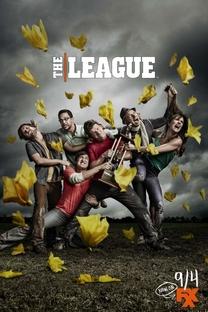The League (5ª Temporada) - Poster / Capa / Cartaz - Oficial 1