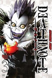 Death Note (1ª Temporada) - Poster / Capa / Cartaz - Oficial 35