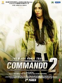 Commando 2 - Poster / Capa / Cartaz - Oficial 5