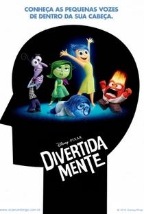 Divertida Mente - Poster / Capa / Cartaz - Oficial 17