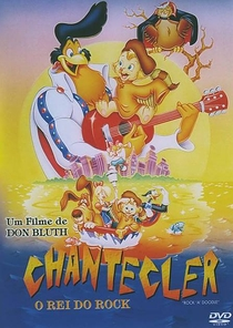 Chantecler - O Rei Do Rock - Poster / Capa / Cartaz - Oficial 4