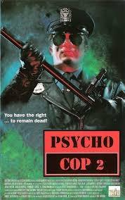 Psycho Cop 2: O Retorno Maldito - Poster / Capa / Cartaz - Oficial 5