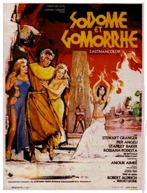 Sodoma e Gomorra - Poster / Capa / Cartaz - Oficial 1