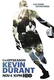 Baixa Temporada: Kevin Durant - Poster / Capa / Cartaz - Oficial 1
