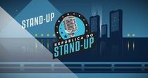 República do Standup (2ª temporada) - Poster / Capa / Cartaz - Oficial 1