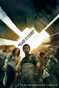 Maze Runner: Correr ou Morrer - Poster / Capa / Cartaz - Oficial 16