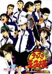 The Prince of Tennis - Poster / Capa / Cartaz - Oficial 1
