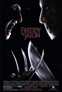 Freddy X Jason - Poster / Capa / Cartaz - Oficial 3
