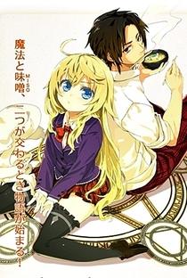 Mahou Tsukai Nara Miso wo Kue! - Poster / Capa / Cartaz - Oficial 1