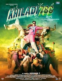 Khiladi 786 - Poster / Capa / Cartaz - Oficial 8