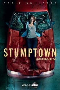 Stumptown: Investigadora Sem Limite (1ª Temporada) - Poster / Capa / Cartaz - Oficial 1
