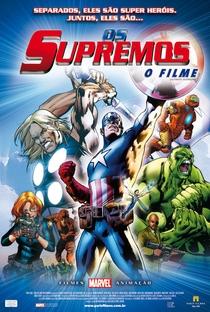 Os Supremos: O Filme - Poster / Capa / Cartaz - Oficial 1