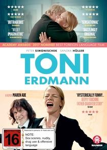 As Faces de Toni Erdmann - Poster / Capa / Cartaz - Oficial 4