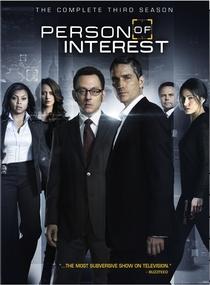 Pessoa de Interesse (3ª Temporada) - Poster / Capa / Cartaz - Oficial 1