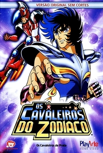 Os Cavaleiros do Zodíaco (Saga 1: Santuário) - Poster / Capa / Cartaz - Oficial 13