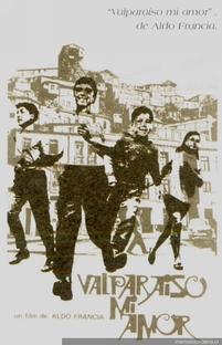 Valparaíso mi amor - Poster / Capa / Cartaz - Oficial 1