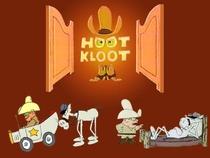 O Xerife Hoot-Kloot - Poster / Capa / Cartaz - Oficial 1