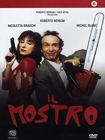 O Monstro - Poster / Capa / Cartaz - Oficial 4