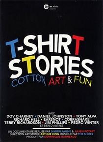 T-Shirt Stories - Poster / Capa / Cartaz - Oficial 1