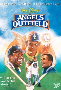 Os Anjos Entram em Campo - Poster / Capa / Cartaz - Oficial 1