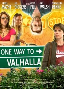 One Way To Vahalla - Poster / Capa / Cartaz - Oficial 1