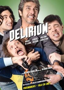 Delirium - Poster / Capa / Cartaz - Oficial 1
