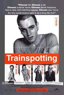 Trainspotting: Sem Limites - Poster / Capa / Cartaz - Oficial 9