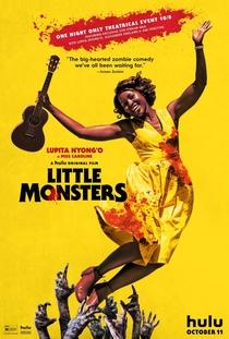 Little Monsters - Poster / Capa / Cartaz - Oficial 3
