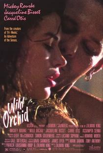 Orquídea Selvagem - Poster / Capa / Cartaz - Oficial 1