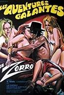 As Façanhas Amorosas de Zorro (Les aventures galantes de Zorro)