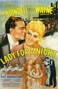 Dama por uma Noite - Poster / Capa / Cartaz - Oficial 1
