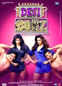 Desi Boyz - Poster / Capa / Cartaz - Oficial 9