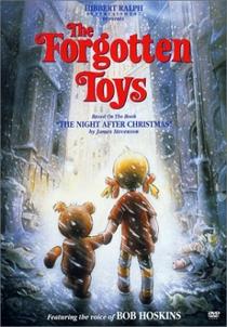 Os Brinquedos Esquecidos - Poster / Capa / Cartaz - Oficial 1