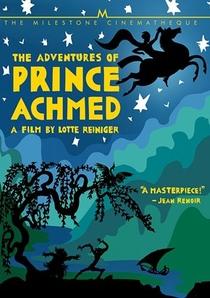 As Aventuras do Príncipe Achmed - Poster / Capa / Cartaz - Oficial 1