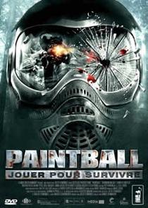 Paintball - Jogue para sobreviver - Poster / Capa / Cartaz - Oficial 1