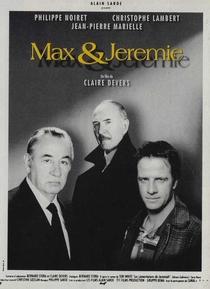Max e Jeremie - Parceiros Explosivos - Poster / Capa / Cartaz - Oficial 1