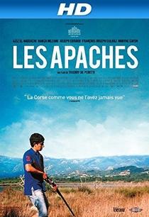Os Apaches - Poster / Capa / Cartaz - Oficial 1