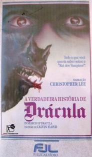 A Verdadeira História de Drácula - Poster / Capa / Cartaz - Oficial 4