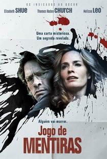 Jogo de Mentiras - Poster / Capa / Cartaz - Oficial 1