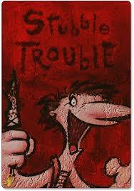 Stubble Trouble - Poster / Capa / Cartaz - Oficial 1