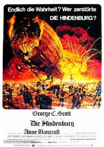 O Dirigível Hindenburg - Poster / Capa / Cartaz - Oficial 4
