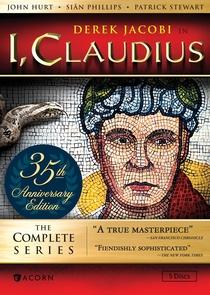 Eu, Claudius - Poster / Capa / Cartaz - Oficial 4