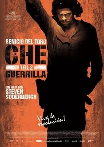 Che 2: A Guerrilha - Poster / Capa / Cartaz - Oficial 4