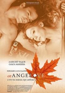 Amor Laranja - Poster / Capa / Cartaz - Oficial 1