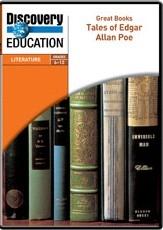 Grandes Livros: Contos de Terror - Edgar Allan Poe - Poster / Capa / Cartaz - Oficial 3