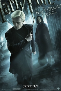 Harry Potter e o Enigma do Príncipe - Poster / Capa / Cartaz - Oficial 20