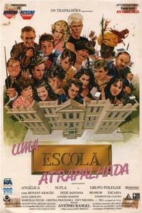 Uma Escola Atrapalhada - Poster / Capa / Cartaz - Oficial 1