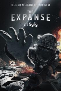 The Expanse (2ª Temporada) - Poster / Capa / Cartaz - Oficial 1