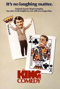 O Rei da Comédia - Poster / Capa / Cartaz - Oficial 1