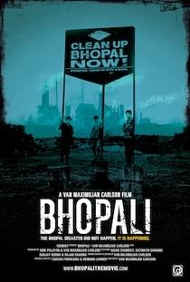 Bhopali - Poster / Capa / Cartaz - Oficial 1